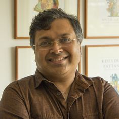 'The mythology of one god is what we call religion': Devdutt Pattanaik
