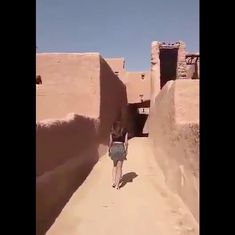 Woman arrested in Saudi Arabia for wearing a skirt and crop top in a Snapchat video