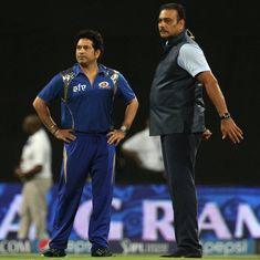 Now, India coach Ravi Shastri wants Sachin Tendulkar as consultant for overseas tours: Report