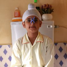 Watch: An eight-year-old boy has a nose for crime in 'Sniff'