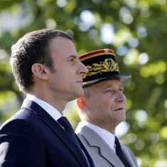 France: Army chief quits after budget cuts debate with President Emmanuel Macron