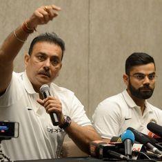 शास्त्री और कुंबले तो आते-जाते रहेंगे, लेकिन भारतीय टीम बनी रहेगी : रवि शास्त्री
