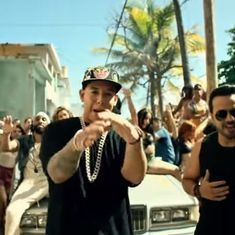 'Despacito' beats 'Sorry' to become the most-streamed song of all time