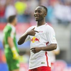 'We are not Manchester City': Leipzig reject Liverpool's €75 million bid for striker Keita