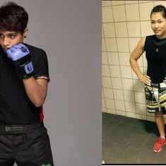 Two of India's boxers-turned-unbeaten MMA fighters look to dominate the boxing ring in rare face-off
