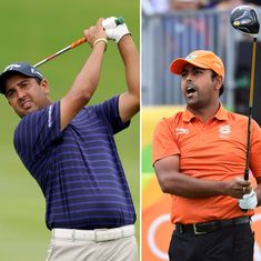 After a five-year wait, India field two challengers at British Open in Anirban Lahiri and Shiv Kapur