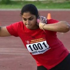 Manpreet Kaur also failed a dope test during Asian Grand Prix, to miss World Athletics Championships