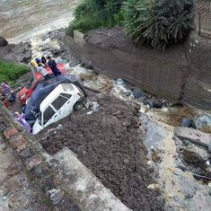 J&K: Six feared dead, several missing after cloudburst leads to flash floods in Doda district