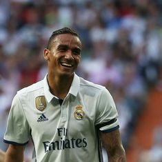 Manchester City's spending spree continues, set to buy Real Madrid defender Danilo
