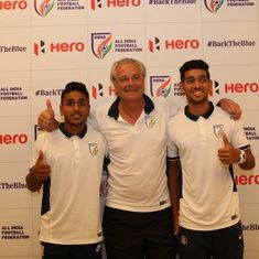 'On our day, we can put strong teams under pressure': India Under-17 coach Luis Norton de Matos