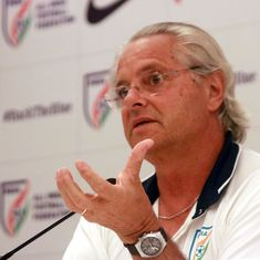 India's U-19 football team is a work in progress, says coach Luis Norton de Matos