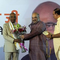 The big news: NDA's Ram Nath Kovind is India's 14th president, and nine other top stories