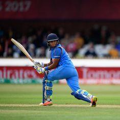 'Big match, big player': Twitter explodes as Harmanpreet Kaur hits a brilliant 171*