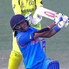 Word Cup: Harmanpreet Kaur's innings will go down as one of the all-time great knocks