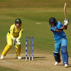 Watch: Harmanpreet Kaur's jaw-dropping 171* against Australia in the 2017 World Cup semi-final