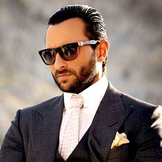 Saif Ali Khan on the media's celebrity obsession, nepotism, eugenics, and prize horses