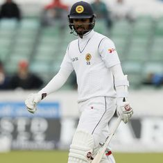 New Test captain Dinesh Chandimal to return from illness and lead Sri Lanka's recovery bid