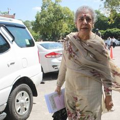 Congress says Ambika Soni has not resigned from party, but that her 'duties were lightened'