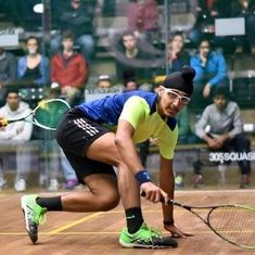 Squash: Abhay Singh, three other Indians assured of medals at South Asian Games