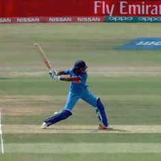 Balance, bat-swing, precision: Dissecting the technique of Harmanpreet Kaur