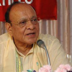 Former Gujarat CM Shankarsinh Vaghela confirms that he will join NCP