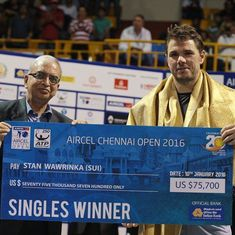 Despite curtains for Chennai Open, Indian players glad that tournament at least stays in India