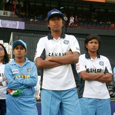 Circa 2005: When India last reached the final of a Women's World Cup