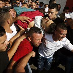 Jerusalem: Three Palestinians, three Israelis killed in violence over Temple Mount security measures