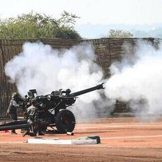 सभी परीक्षणों में सफल हो चुकी स्वदेशी बोफोर्स 'धनुष' अब सेना में शामिल होने को तैयार है