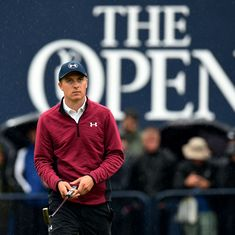 'I feel like my game's in good shape': Spieth aims to retain British Open title even as Woods lurks