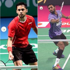 US Grand Prix Gold: Parupalli Kashyap, HS Prannoy book semi-final berths