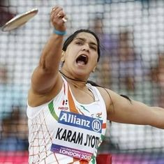 Karamjyoti Dalal recovers from poor show in Rio to win bronze in World Para Athletics Championships