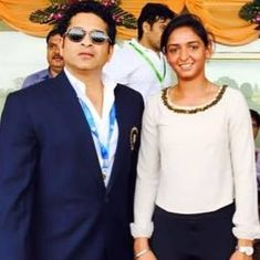 How an intervention from Diana Edulji and Sachin Tendulkar transformed Harmanpreet Kaur's career