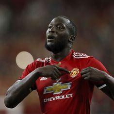 Romelu Lukaku asks Manchester United fans to 'move on' from offensive chant about him