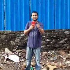 Watch: Comedian José Covaco's investigation proves Mumbai's potholes are not actually potholes