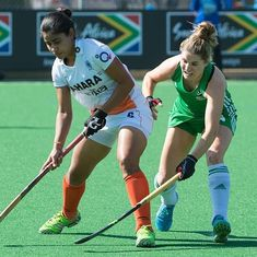 India finish eighth in Women's Hockey World League Semi Final