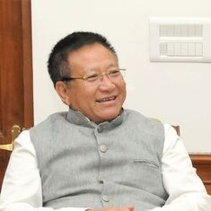 Nagaland CM TR Zeliang expands Cabinet with induction of 10 ministers