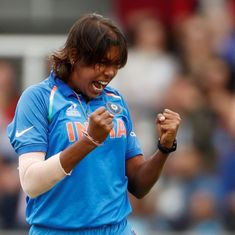 Nobody thought we'd be finalists: Jhulan Goswami looks for positives after World Cup defeat