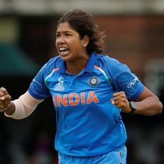 Watch: Jhulan Goswami on benefits on full-fledged women's IPL, India's domestic structure and more