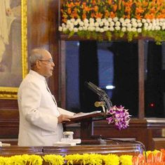 Full text: In farewell speech, President Pranab Mukherjee warns against misuse of  ordinances
