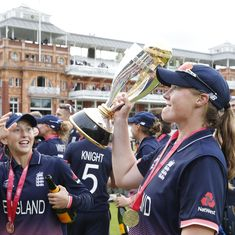 Heartbreak for India as Anya Shrubsole powers England to victory in World Cup final