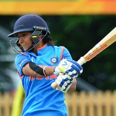 If I'd batted for 3-4 more overs, we would've won the World Cup final: Harmanpreet Kaur