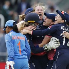 Pause, rewind, play: When Shrubsole's 6/46 saw India suffer a painful loss in 2017 World Cup final