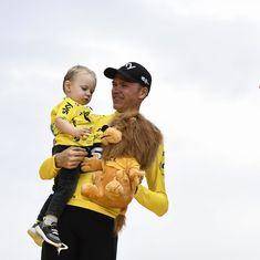Chris Froome rises to 'biggest challenge' for fourth Tour de France win