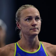 Swimming World Championships: Sarah Sjostrom becomes first woman to complete 100m under 52 seconds