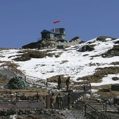 It is easier to move a mountain than the People's Liberation Army, says China on the Sikkim standoff