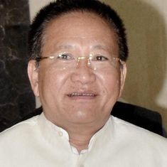 Nagaland: Neiphiu Rio to be next chief minister, TR Zeliang steps down
