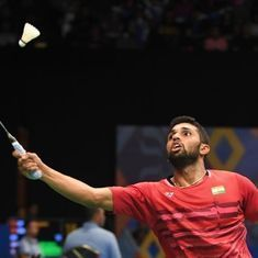 Badminton World C'ships, day 2 as it happened: Prannoy knocks out Lin Dan, Sai Praneeth progresses