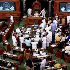 अविश्वास प्रस्ताव मंजूर न करने के मामले में एनडीए ने यूपीए सरकार को पीछे छोड़ा