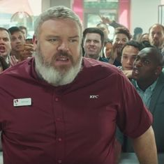 Watch: This ad resurrects Hodor from 'Game of Thrones' because...'Lunchtime is coming'